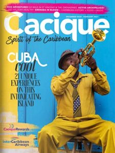 Cacique magazine cover