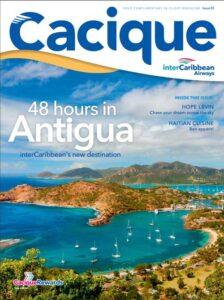 Cacique magazine cover